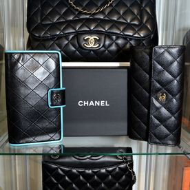 maroquinerie Chanel - Le Dressing
